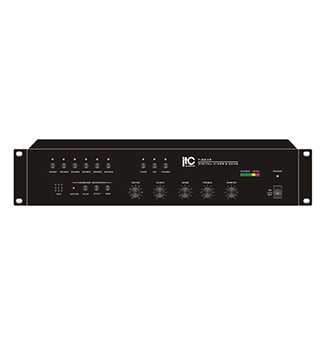 6 ZONE MIXER PRE-AMP WITCH VOICE RECORDER